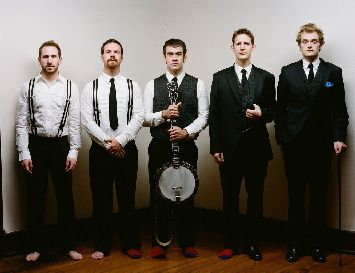 The Punch Brothers Featuring Chris Thile